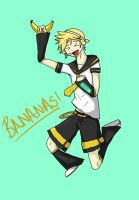 Len's Bananas by iTurtleParis