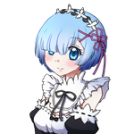 Rem is best girl by seika