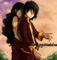 Avatar:zuko to katara by avatar-fan