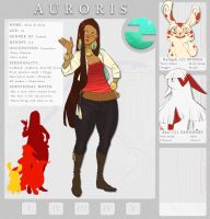 Auroris - Alma El-Amin by Awesome-Vince