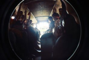 Claustrophobia by lomocotion