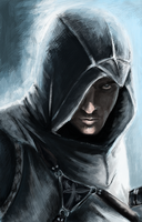 Altair-speed paint by Kermit-91
