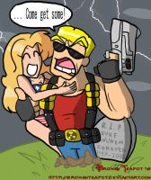 Duke Nukem Revival by BrokenTeapot