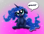 Chibi Princess Luna by Nite-Lite-Lion