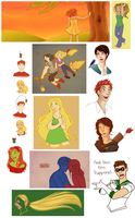 Tumblr Dump by AntioxidantSuperhero