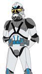 Clone Trooper Janitari by CloneCaptainCacnea12