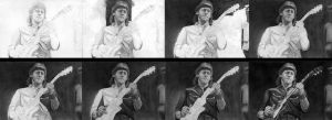 Mark Knopfler Live Aid pt.2 WIP by Yankeestyle94