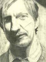 Remus Lupin - Finished by naturally-morbid