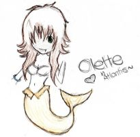 olette in atlantis by So-ra