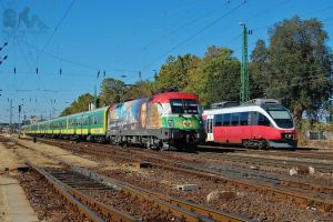 470 505 'Szechenyi Istvan' in Komarom on 2012 by morpheus880223
