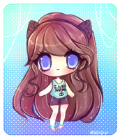 Fern (Outfit by eclectish) by mochatchi