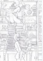 .:: EOM - In the Library ::. by medi94