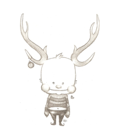 Rudolf by TheHolesInHerShoes