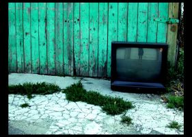 ME - LOST IN TV by openended