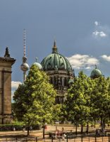 Summer in the City of Berlin by pingallery