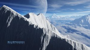 Mountains7 by PhotoshopAddict89