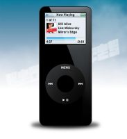 Photoshop PSD - IPod Nano by KnightRanger