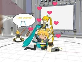 len feels unloved by tinabella