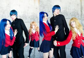 The Boy is Mine - Toradora by Mostflogged