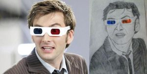 David Tennant - Dovod Tonnont by JesusTheStalker