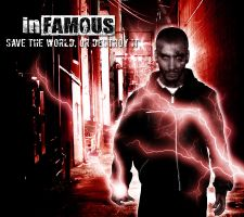 inFAMOUS by lithium999