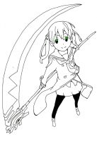 Maka by MissRed62