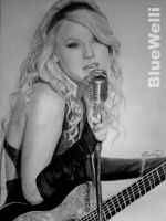 Taylor Swift 3 by BlueWelli