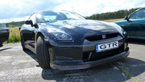 Nissan GT-R R35 - Front by Arek-OGF