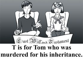 T is for Tom by BloodyWilliam