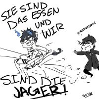 Rins Gonna Kill ALL the Titans by SFaire