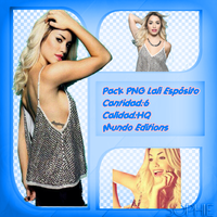 Pack PNG by MundoEditions