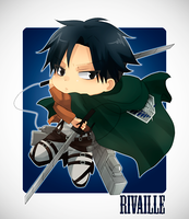 Rivaille by irask