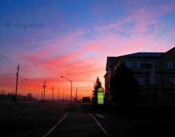 Stunning Sunrise by Michies-Photographyy
