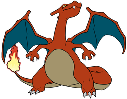 Charizard by Ansa2613