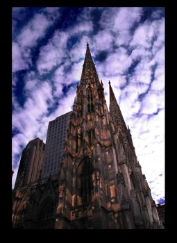 St. Patrick's Cathedral by SaintGem