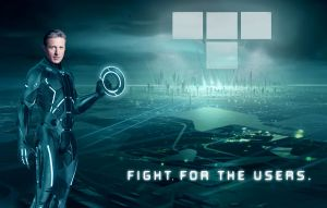 TRON LIVES:FIGHT FOR THE USERS by Sternwise