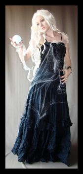 Caught in a web 1 by Lisajen-stock