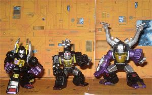 Insecticons by CyberDrone