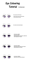 Eye colouring tutorial by Maohart