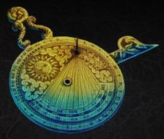 Magic Astrolabe by isaac77598