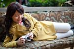 KatsuCon 2012 - Professor Layton | Emmy by elysiagriffin