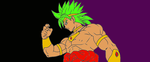 BROLY by Soulreapergrim124