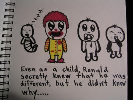 Baby Ronald by FalloutLuver13