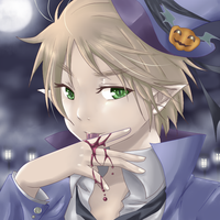 Happy halloween 2014 by Mi-chan4649