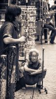 The Young and Old by reening