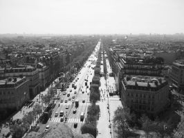Champs Elysees by FemzzA