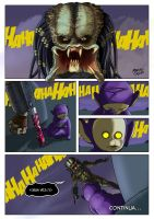 Predator vs teletubbies 9 by hqmarcos