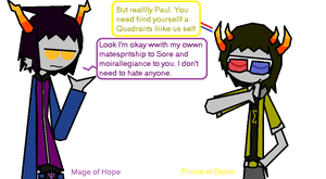 Troll Paul and Edward by PMiller1