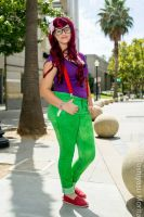 Hipster Ariel by Lashes-and-Glitter
