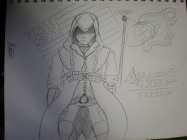 Assassin's Creed: WWII by SirSlayer62